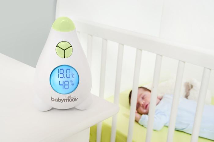 Termometro cameretta bambini