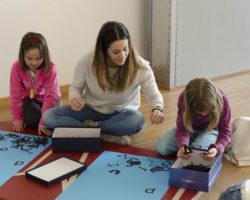 Il design spiegato ai bambini. I workshop di Come on Kids 4