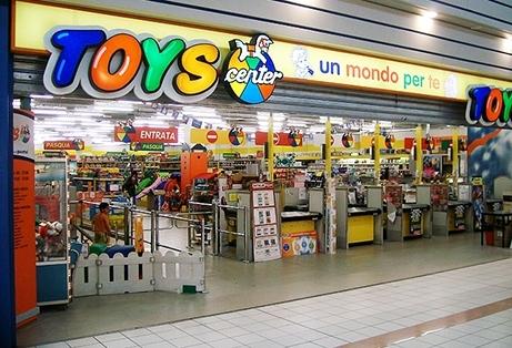 Toys center catania bicocca giocattoli bimbo for Negozi di arredamento catania