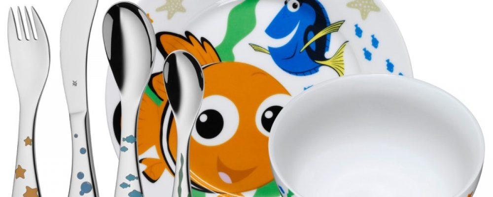 A pranzo con Nemo e Frozen