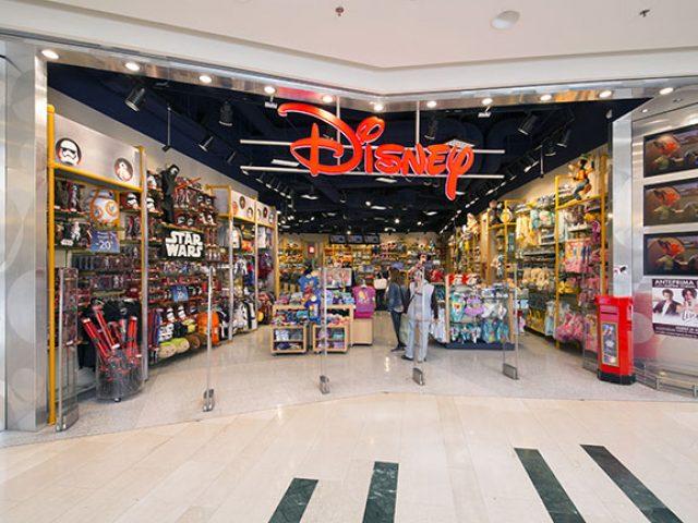 Disney Store Roma Est