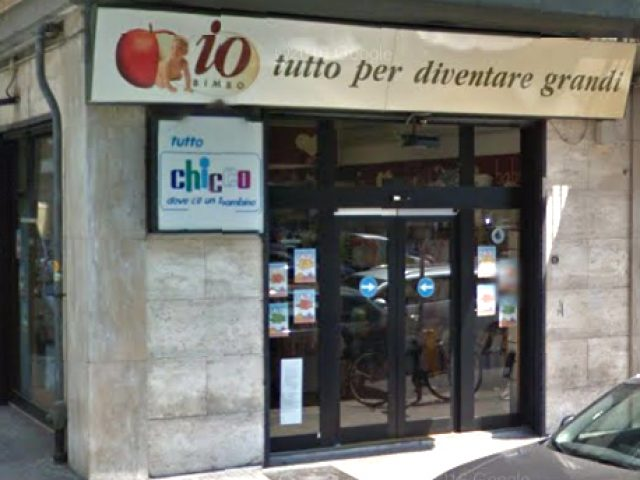 Io Bimbo Chicco Taranto – Via Alighieri