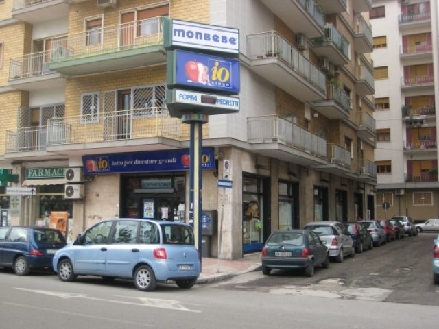 Io Bimbo Taranto – Viale Magna Grecia