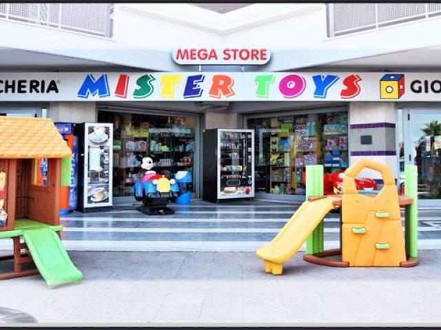 Mister Toys Megastore | Giocheria Taranto