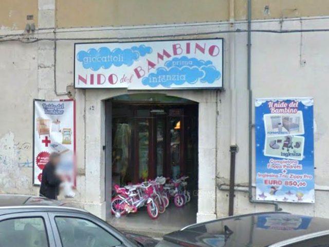 Nido del bambino | Negozio di giocattoli a Campobasso