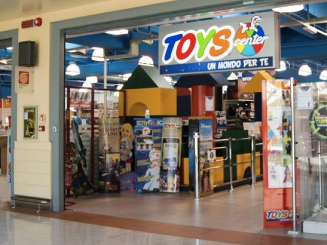 Toys Center Catanzaro Lido