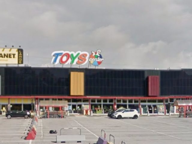 Toys Center Mestre