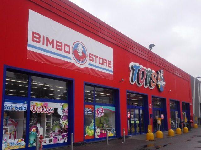 Toys Center Milano – Via Novara